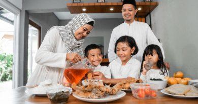 Cara Mengajari Anak Berpuasa Ramadhan